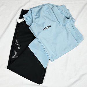 Training 2 piece set Adidas Suit Kit Legging & T-Shirt